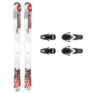 Rossignol PMC Pro J Kids Ski Package 67cm New