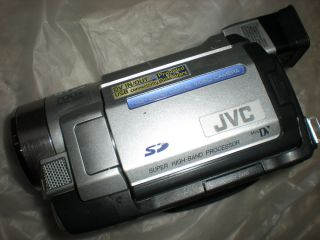 JVC Digital Video Camera GR DVL320U Camcorder MiniDV ASIS Needs Head Cleaning 0046838160738