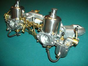 Triumph TR6 Su Hitachi Carb Conversion Intake Assy Rebuilt Restored Warranty