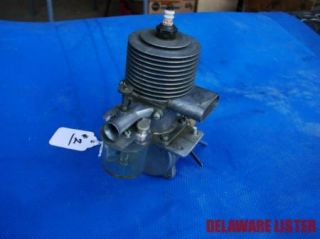 Vintage Forster Bros 1940 997 Super B Model Small Airplane Engine SN 4798