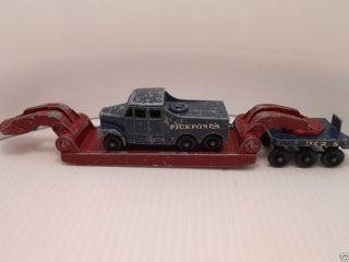 Lesney Matchbox Vintage Major Pack 6 200 Ton Scammel Transporter Truck