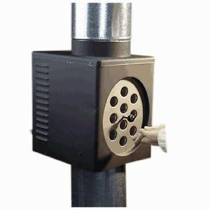 """Heat Reclaimer Blower Fan 6"""" Flue for Gas Heaters"""
