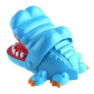 Crocodile Dentist Game Toy Funny Toy Gifts Blue