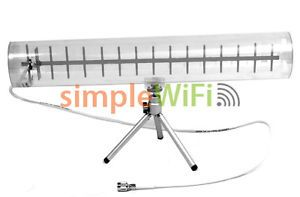 DIY Long Range WiFi Antenna on PopScreen
