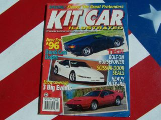 Kit Car Illustrated Feb 1996