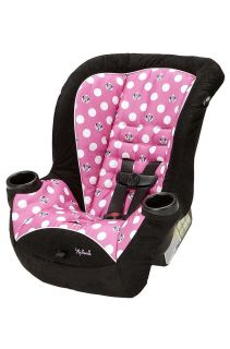 Car Seat Convertible Disney Minnie Mouse Infant Adjustable Baby Safety Toddler