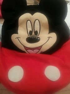 Mickey Mouse Toddler Bean Bag Chair