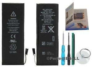 Internal Repair Replacement Battery Power Tool Guide for iPhone 5g USA