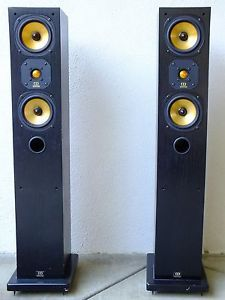 Monitor Audio MAG903 Gold High End Home Theater and Music Speakers Pair England