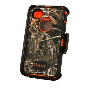 iPhone 4 Otterbox Defender Realtree Camo
