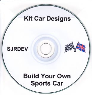 Kit Car Plans Resources Build Your Own Sports Car Lotus Locost Caterham L K