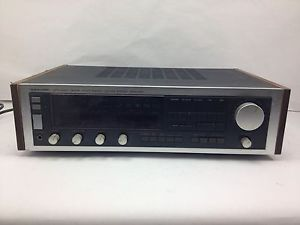 Vintage Home Audio Reciever Realistic Sta 2280 Digital Synthesized Am FM Stereo