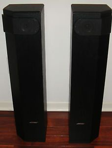 bose 151 outdoor environmental stereo main speakers black. Black Bedroom Furniture Sets. Home Design Ideas