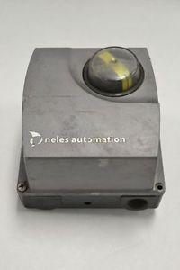 Neles ND826 S1 Pneumatic Valve Positioner 4 20mA 13 5V DC 200644