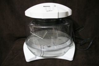 Flavor Wave Deluxe Oven Thane Housewares Used Once Flavorwave MHO 1200