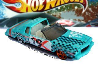 Hot Wheels Demolition Derby Racing Kits Seri Montezooma