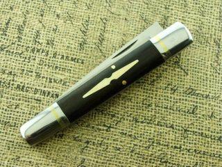 Fujunjie Custom Columbia USA Pocket Jack Knife Hunting Vintage Knives Tools