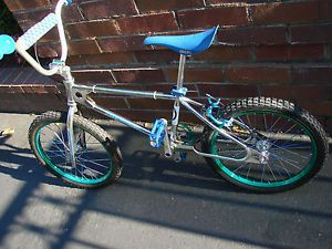 Old School BMX 20 Cook Bros Racing Araya 7B's Redline Brute Stem Sunshine Hubs