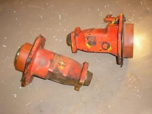 Gravely Garden Tractor Lawn Mower 430 Rear Axle Housings