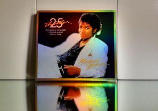 Michael Jackson Thriller 25th Anniversary