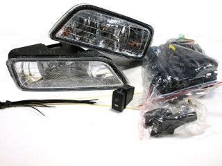 Spot Fog Light Lamp Kit for Honda Accord 2003 2006