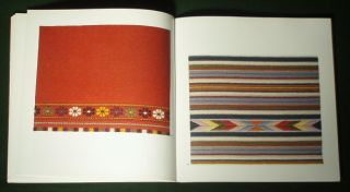 Book Greek Folk Embroidery Patterns Ethnic Costume Ottoman Textile Balkan Art