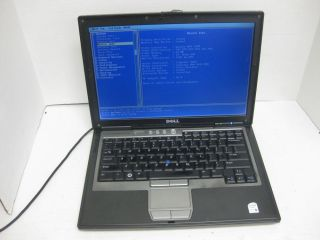 """Dell Latitude D620 Notebook 2 0GHz Intel Core 2 Duo • 512MB • WiFi • 14 1"""""""