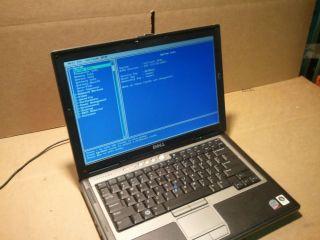 Dell Latitude D630 Intel Core 2 Duo 2 20 GHz 160GB HDD No OS No COA