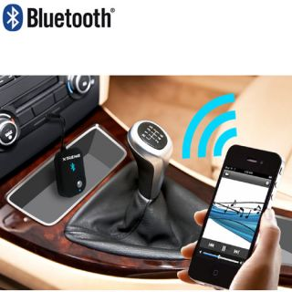 Wireless Bluetooth Music Audio Receiver for iPod iPhone 4 4S