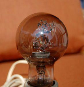 ... RARE Reddy Kilowatt Advertising Light Bulb W Holder ...