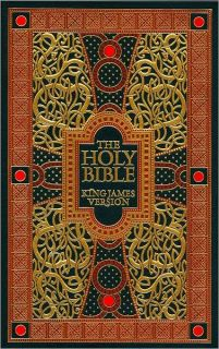 Holy Bible King James Version Illustrated Gustave Dore Leather Gift Ed