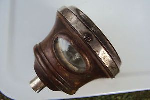 Antique Vintage Brass Car Light Tail Light Rat Rod Motorcycle Lamp
