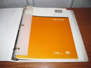 Case Parts Catalog 1835B Uni Loader Skid Steer 8 1841 M 49
