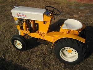 International Cub Cadet Lawn Garden Tractor