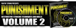 Muay Thai DVDs Punishment