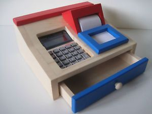 McDonald's Toy Cash Register