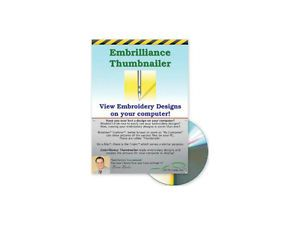 Machine Embroidery Software