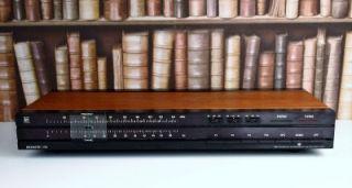 B O Bang Olufsen Beomaster 1700 Type 2607 FM Stereo Radio Tuner