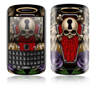 WL2 Blackberry Curve Decal Skin Sticker Cover Traditional Tattoo 2