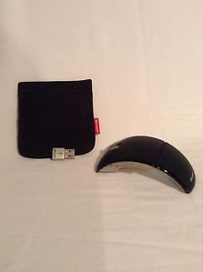 Microsoft Wireless Arc Touch Scroll Mouse Model 1350