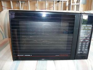 Sharp Carousel 2 Convection Microwave Bestmicrowave