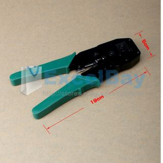 Multi Purpose KS 316 Network Stripper for RJ45 RJ11 RJ12 Cat5e CAT5 Pliers Tool