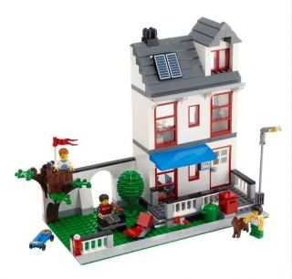 Lego City City House Special Edition 8403