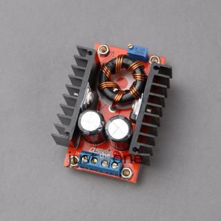 150W DC DC Boost Converter 10 32V to 12 35V 6A Module Step Up Adjustable Power