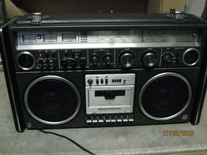 Details about NATIONAL RS 4360DFT PANASONIC GHETTOBLASTER BOOMBOX