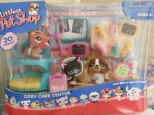 Littlest Pet Shop Cozy Care Center