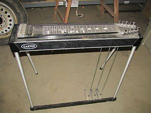 Carter Carter Starter Pedal Steel Guitar Musical Instrument