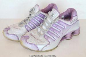 49cf986c4267ab Nike Shox NZ Purple on PopScreen