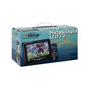 Digital Prism Portable Digital LCD TV 7 inch New