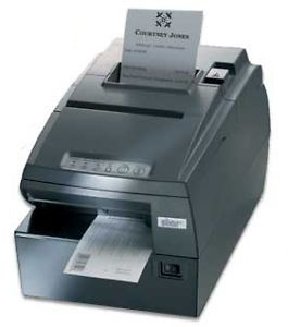 Star HSP7000 POS Thermal Printer Validation Par BK New